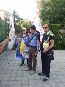 Danilo Roberto cascone san Giorgio a Cremano ore 18 de 11 7 2013