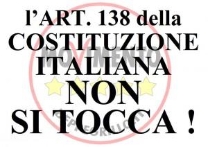 articolo 138