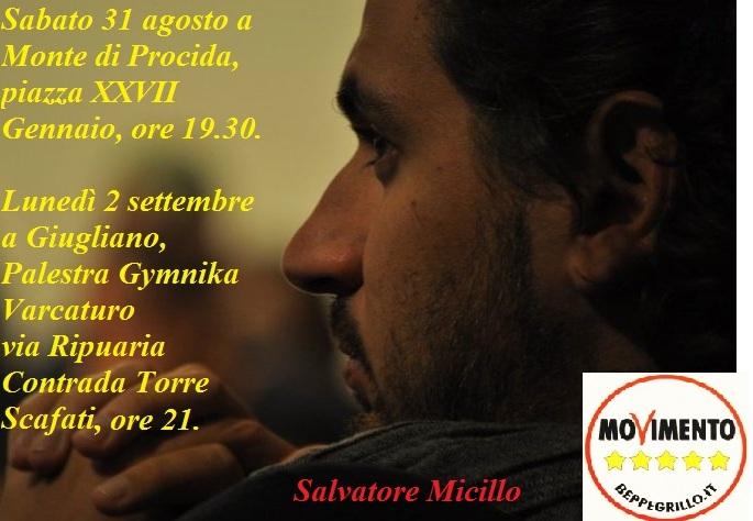 copertina Micillo M5s