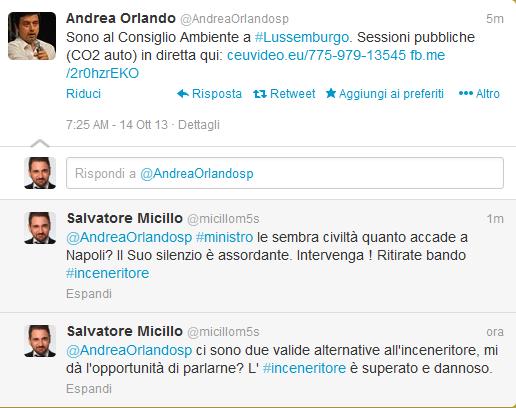 tweet orlando micillo 14 10 2013